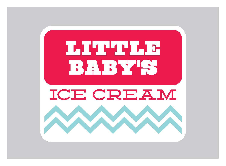 Little Babys Logo (wordmark) Page 1