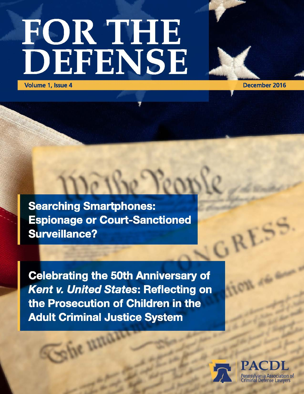 Co-Directors Author Article With JLC's Marsha Levick On Prosecuting Children As Adults