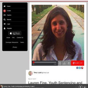 YSRP Co-Director Lauren Fine On Social Entrepreneur Podcast