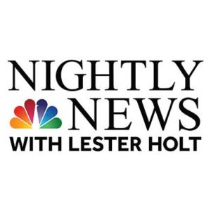 YSRP Is Featured On NBC Nightly News