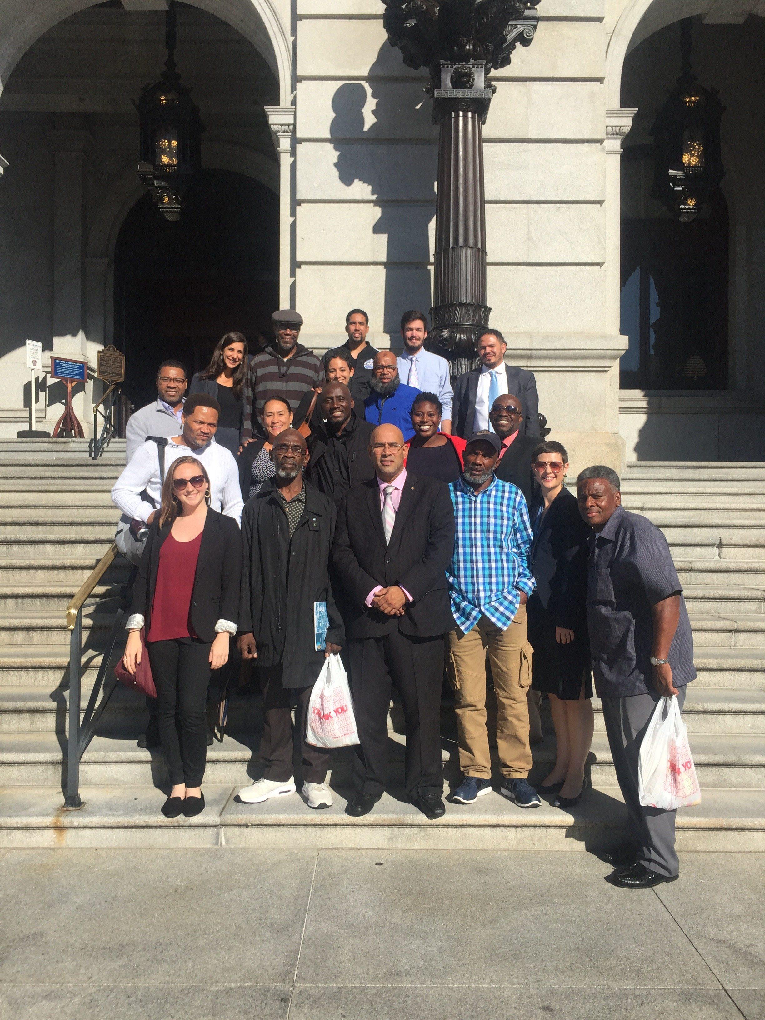 YSRP Participates in PA Legislative Black Caucus Hearing at